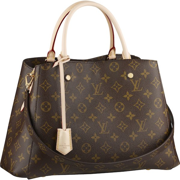 Bolsa Louis Vuitton Montaigne Monogram MM Premium