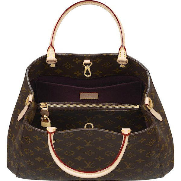 Bolsa Louis Vuitton Montaigne Monogram MM Premium na internet