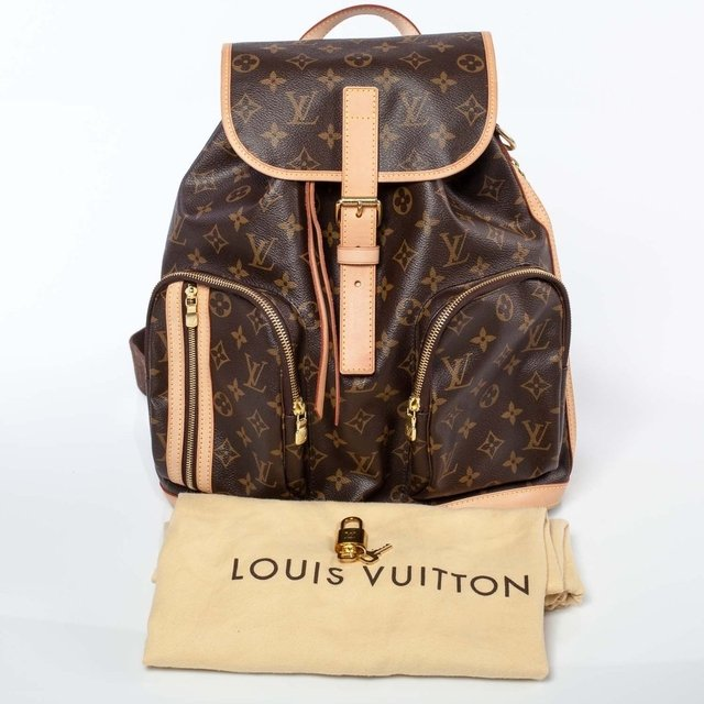 Mochila Louis Vuitton Bosphore BackPack Monogram - comprar online