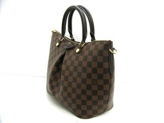 Bolsa Louis Vuitton Siena MM Damier Ebene na internet