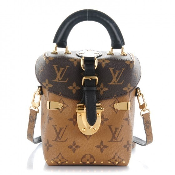 Bolsa Louis Vuitton Camera Box - Premium