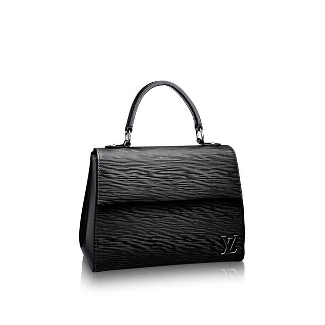 Bolsa Louis Vuitton CLUNY BB Black - Premium
