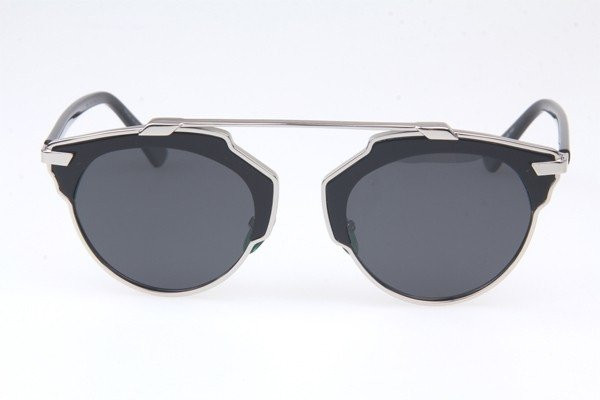 Óculos de Grife Dior So Real Silver and Black Importado - comprar online