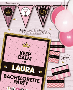 Despedida BRIDE TO BE - comprar online