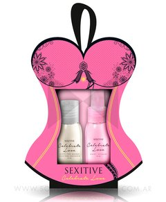 Celebrate Love Kit Love Me: Aceite + Body Splash - comprar online