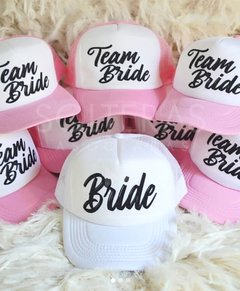 Gorras Team Bride