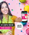 KIT cumple online - Patisserie