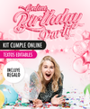 KIT cumple online - Pink Balloon