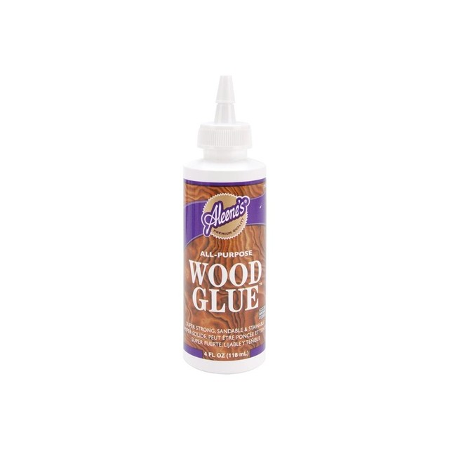 Aleene's Carpenter Wood Glue 4oz