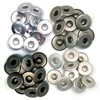 We R Memory keepers Eyelets Eyelets Wide 40/Pkg Cool Metal