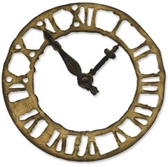 "Sizzix Bigz Die By Tim Holtz 5.5""X6"" Weathered Clock / Cortante Reloj Viejo en internet"