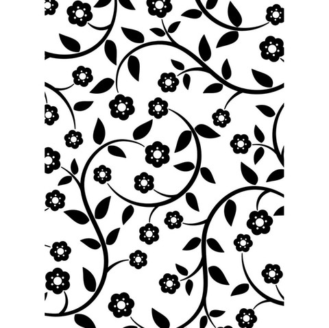 Darice Embossing Folder 4.25