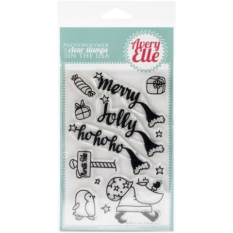 Avery Elle Clear Stamp Set / Avery Elle Clear Stamp Set