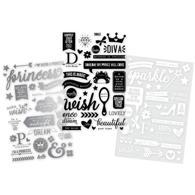 Enchanted Stickers / Stickers