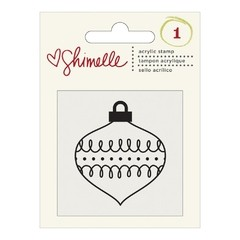 Shimelle Christmas Magic Acrylic Stamp Sellos