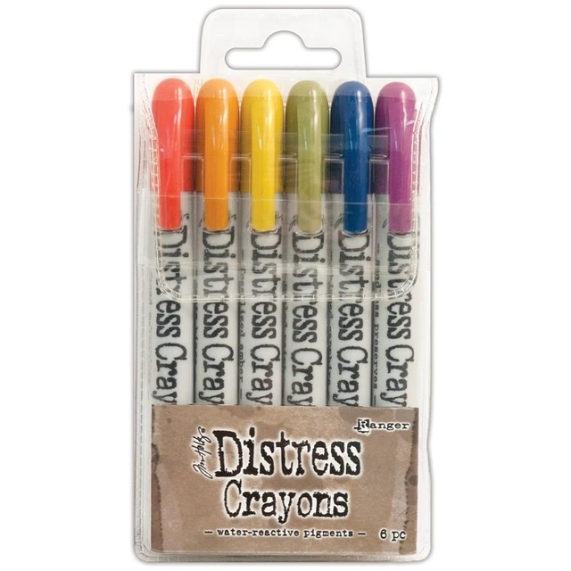Tim Holtz Distress Crayon Set #2 en internet