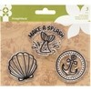 Par-r-rty Me Hearty Acrylic Stamps sello sirena