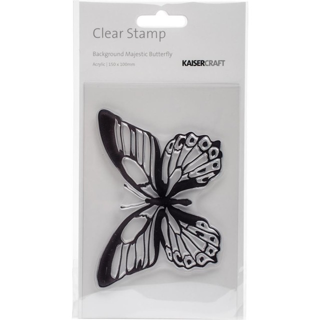 KaisercraftClear Stamp 6