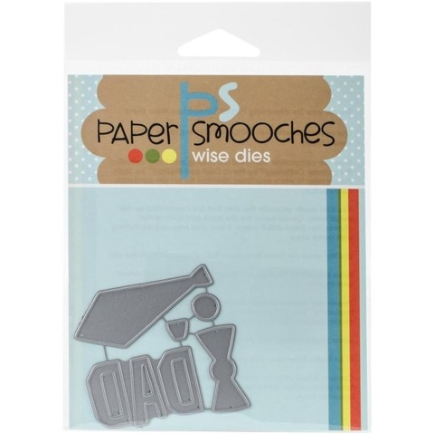 Paper Smooches Die Dad Icons / Cortante Icono Papa - comprar online
