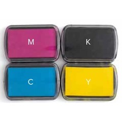 We R Memory Keepers CMYK Ink Pad Set - comprar online