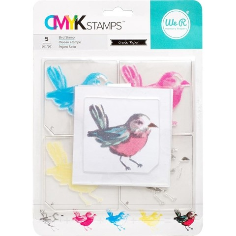 We R Memory Keepers CMYK Stamp 3