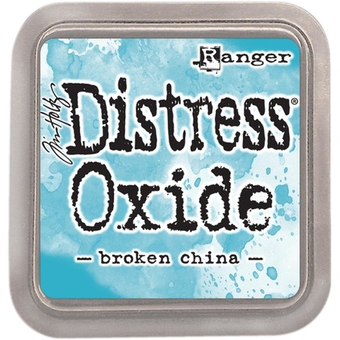 Tim Holtz Distress Oxides Ink Pad Broken China - comprar online