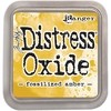 Tim Holtz Distress Oxides Ink Pad Fossilized Amber