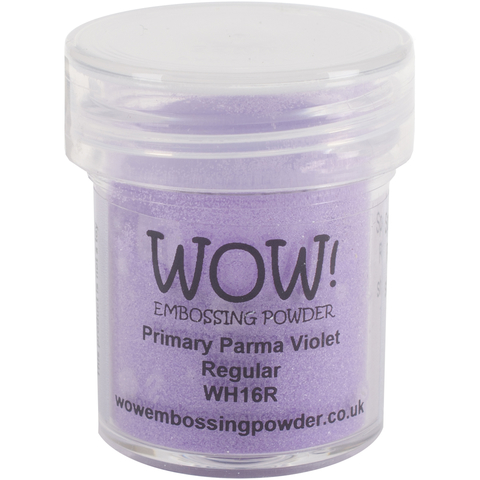 WOW! Embossing Powder Ultra High 15ml Primary Parma Violet