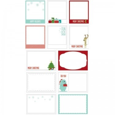 Be Merry Photo Overlays /