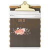 CLIPBOARD W/PRINT - AC - BEAUTIFUL - comprar online