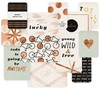 PROJECT LIFE - FOREVER YOUNG EDITION - SPECIALTY CARD PACK - BRONZE FOIL (12 PIECE) / KIT DE 12 TARJETAS IMPRESAS Y DECORADAS CON LAMINADO COLOR BRONCE - comprar online