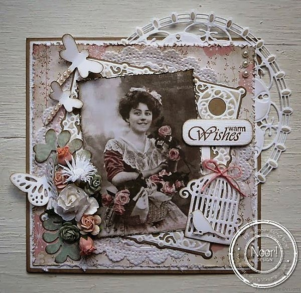 Images   View Larger  PrevNext Joy! Crafts Cutting Die Bird Cage, 1.25