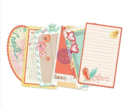 Prima Marketing Bloom Journaling Notecards 3
