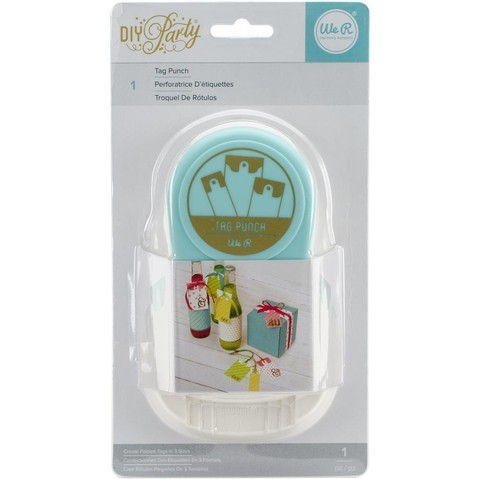 We R Memory Keepers DIY Party Paper Punch Tag - comprar online