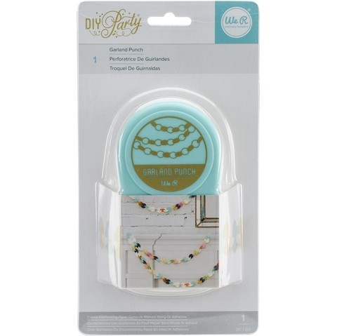 We R Memory Keepers  DIY Party Paper Punch Galrland - comprar online