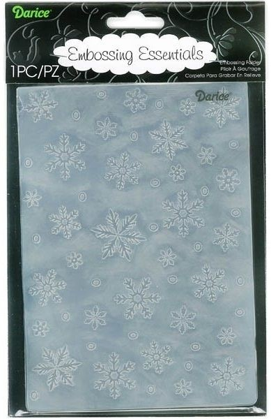 DARICE Embossing Folder Background 5