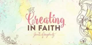 Prima Marketing Jamie Dougherty Creating In Faith Cling Stamps 2.25