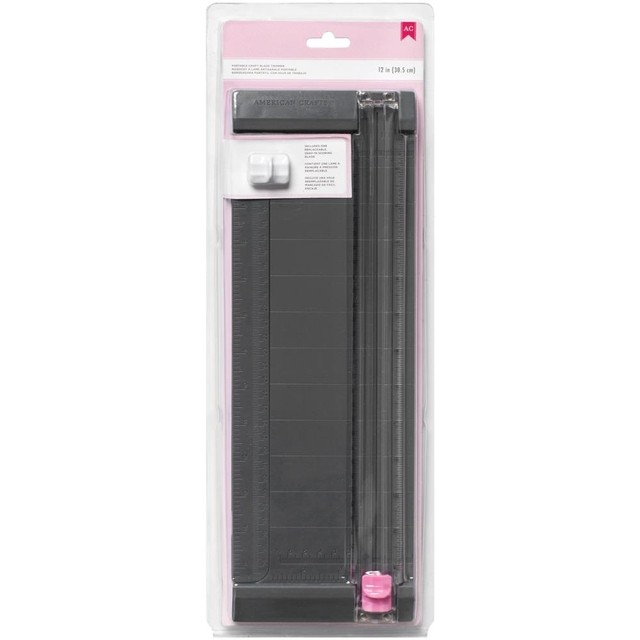 American Craft Pink Craft Blade Trimmer 12