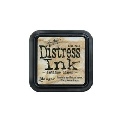 Distress Ink Pad Antique Linen