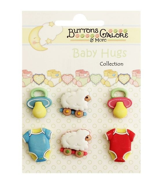 Buttons Galore Baby Hugs Buttons Lullaby - comprar online