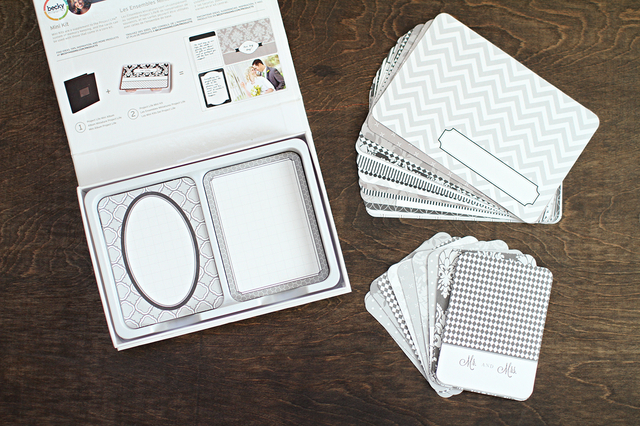 Project Life Mini Kit Wedding - comprar online