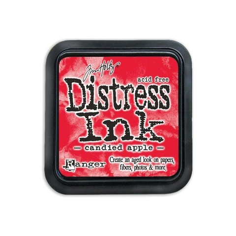 Distress Ink Pad Candied Apple