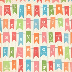 ALPHABET JUNCTION PACK N°2 - PAPELES SUELTOS 30X30 CM en internet