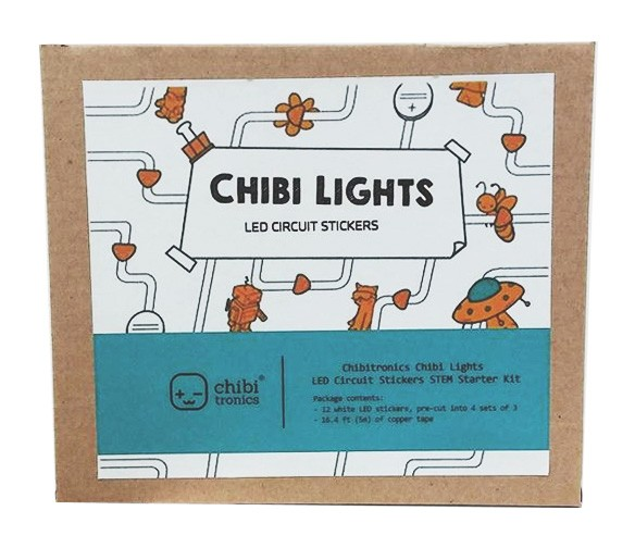 CHIBI LIGHTS by CHIBITRONICS en internet