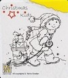 Nellie´s Snellen Clear Stamps Christmas Kids / Sello Navidad Niños