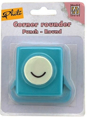 Nellie's Snellen Photocorner punch