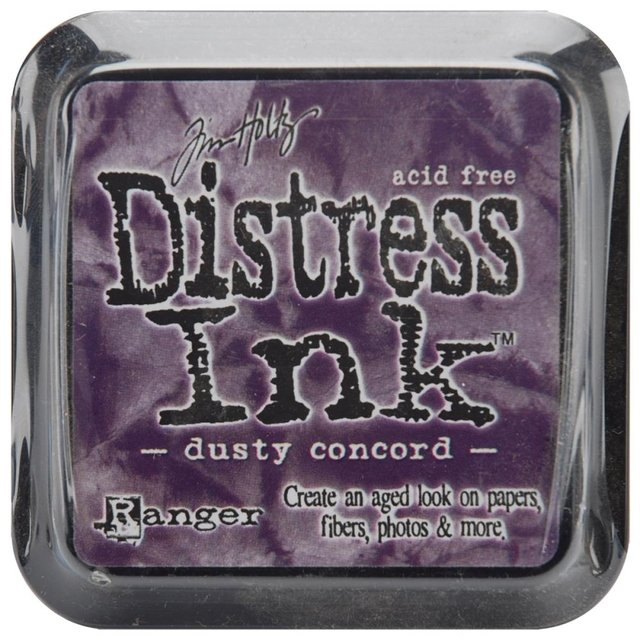 Distress Ink Pad Dusty Concord