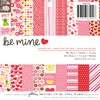 PAPER PAD - PATTERNED - PB - BE MINE - 6 X 6 - 36 SHEETS - comprar online