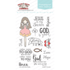THE GREETING FARM CLEAR STAMPS GLORY TO GOD - comprar online