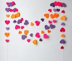 We R Memory Keepers Revolution Cortantes de Corazones x 11 Piezas - Laura Bagnola Crafts